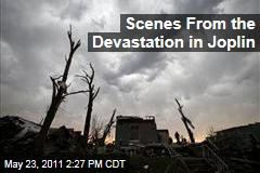 Survivors Battle More Storms in Joplin