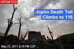 Joplin Tornado: Death Toll in Missouri Rises to 116