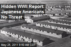 Hidden WWII Report: Japanese Americans No Threat
