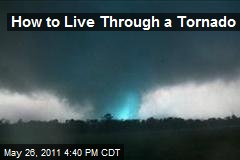 How to Live Through a Tornado