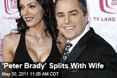 Christopher Knight, Adrianne Curry: 'Peter Brady' Splits With Wife
