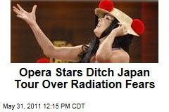 Opera Singers Anna Netrebko, Joseph Calleja Cancel Japan Appearances