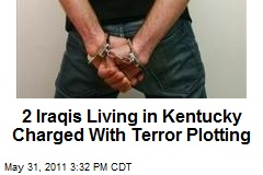2 Iraqis Living in Kentucky Charged With Terror Plotting