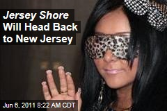Jersey Shore Headed Back to NJ