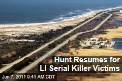 Hunt for Possible LI Serial Killer Victims Resumes