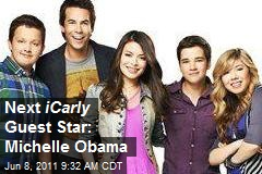 Next iCarly Guest Star: Michelle Obama