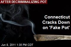 Conn. Cracks Down on 'Fake Pot'