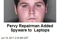 Mac Repairman Trevor Harwell Busted for Adding Spyware to Women's Laptops