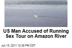 Amazon River Tour Sex Trafficking: Four Brazilian Women Sue Richard Schair for Running 'Sex Tour'