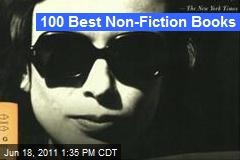100 Best Non-Fiction Books