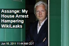 Julian Assange House Arrest: WikiLeaks Founder