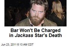 Bar Won't Face Charges Over Jackass Star Ryan Dunn's Crash
