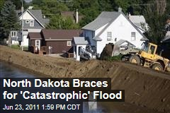 Minot, North Dakota, Braces for 'Catastrophic' Flooding as Thousands Evacuate