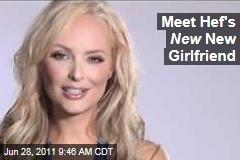 Meet Shera Bechard, Hugh Hefner's Second New Girlfriend