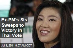 Thailand Elections: Ex-PM Thaksin Shinawatra's Sister Yingluck Sweeps to Power