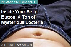 Inside Your Belly Button: A Ton of Mysterious Bacteria