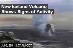Iceland's Hekla Volcano Showing Signs of Activity