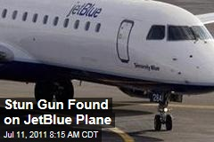 Stun Gun Found on JetBlue Plane That Traveled From Boston to Newark