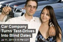 Skoda Turns Test Drives Into Blind Dates
