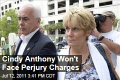 Casey Anthony Trial: Cindy Anthony Won't Face Perjury Charges, Say Prosecutors