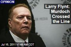 Larry Flynt: Rupert Murdoch H