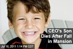 Jonah Shacknai Dies: CEO's Son Fell in Historic CA Mansion, Same Week as Rebecca Nalepa's Suicide