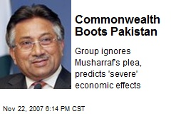 Commonwealth Boots Pakistan