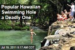 Kauai, Hawaii's Kipu Falls: Popular Tourist Destination a Deadly One