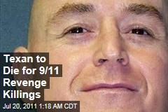 Texas to Execute Mark Stroman for 9/11 Revenge Slayings