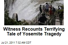 Yosemite Tragedy: Witness Recounts Terrifying Tale of Three Hikers Swept Over Vernal Fall