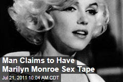 Marilyn Monroe Sex Tape: Man Claims to Have 8-mm Version of Sex Film