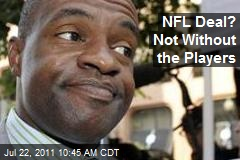 NFL Deal? Not Without the Players