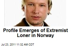 Anders Behring Breivik: Reports Say He's an Extremist Conservative Who Hated Islam, Immigration