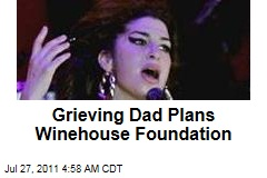 Amy Winehouse's Father Plans to Set Up Winehouse Foundation