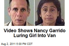 Video Shows Nancy Garrido Luring Girl Into Van