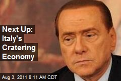 Next Up: Italy's Cratering Economy