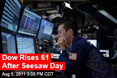 Stocks Rise on Jobs Report ... Then Fall