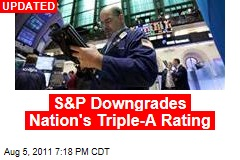 US Braces for S&P Downgrade: Reports