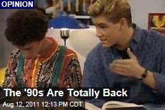 Claire Suddath: The '90s Are Totally Back, With Help from Nickelodeon
