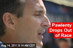 Pawlenty Drops Out of Race