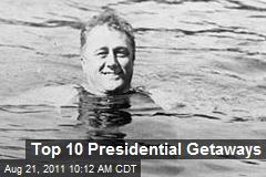 Top 10 Presidential Getaways