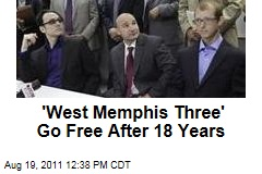 West Memphis Three Go Free: They Strike Deal With Prosecutors in 1993 Murders