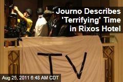 Rixos Hotel: CNN Journalist Matthew Chance Describes 'Terrifying' Time