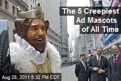 The 5 Creepiest Ad Mascots of All Time