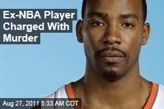Ex-NBA Player Javaris Crittenton Charged With Murder