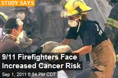 9/11 Firefighters Face Increased Cancer Risk