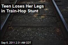 Colo. Teen Loses Legs in Train-Hop Stunt