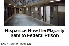 Hispanics Now the Majority Sent to Federal Prison