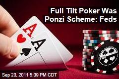 Full Tilt Poker's Howard Lederer and Christopher Ferguson Accused of Ponzi Scheme