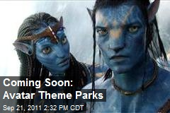 Coming Soon: Avatar Theme Parks